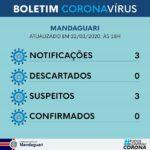 corona boletim