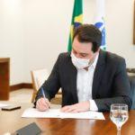 Governador Carlos Massa Ratinho Junior  -  Foto: Rodrigo Félix Leal/AEN